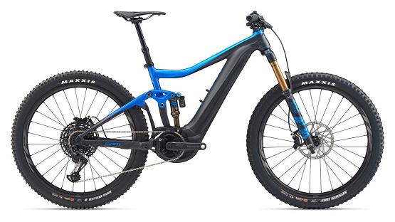 giant 2020 trance mountain ebike electric