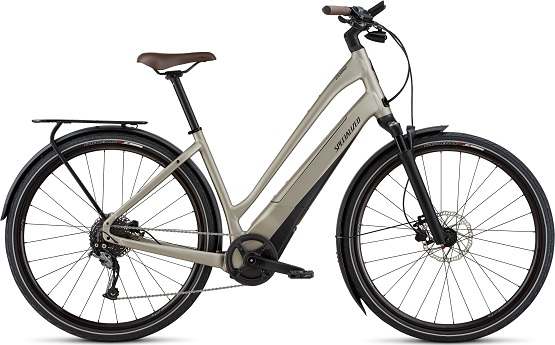 specialized giant electric pedal assist ebike