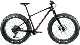 Giant Yukon 1 Fatbike Winter Mountain Bike Fat