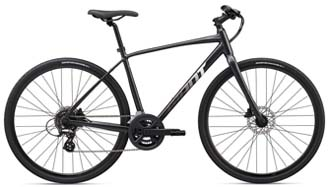 fitness hybrid commuter bikes specialized roam giant escape