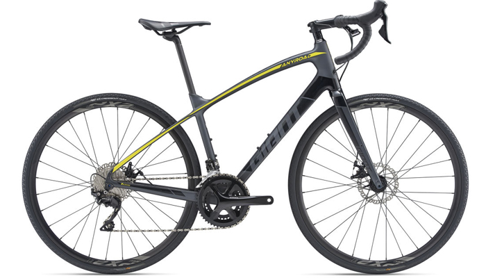 Giant Anyroad Advanced Gravel Road Bike BikeSports Newmarket