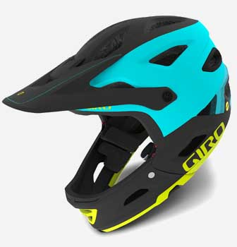 mountain bike helmets fullface specialized giro bell