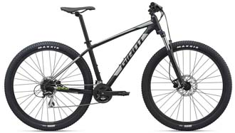 front suspension mountain bike giant specialized