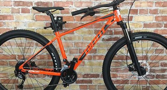 giant talon 2 29er mountain bike bikesports newmarket