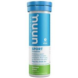 nuun Nuun, Sport, Tablets, 8 tubes, Lemon Lime