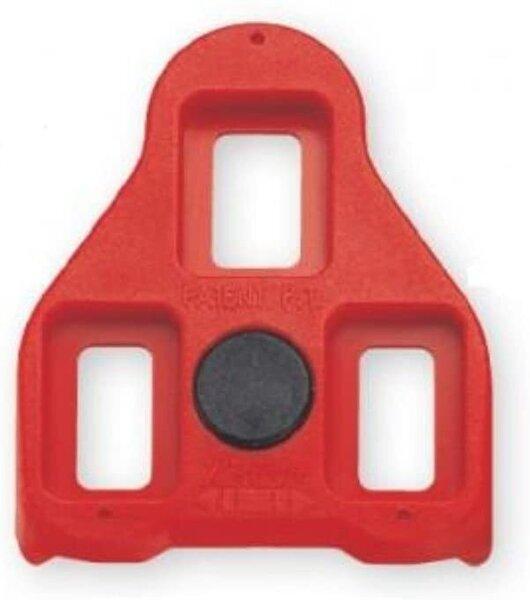 Exustar Exustar Red 9 Degree Float Look Delta Compatible Cleats