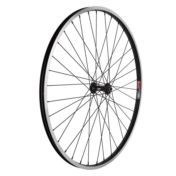 Wheel Master Weinman 519 Front Wheel Black 700x35c Color: Black