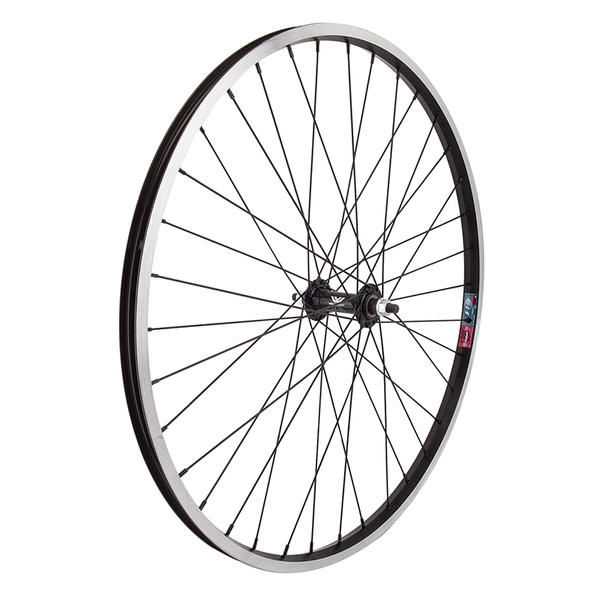 "Wheel Master Wheel Master 26"" Front MTB Rim Black 26x1.5"