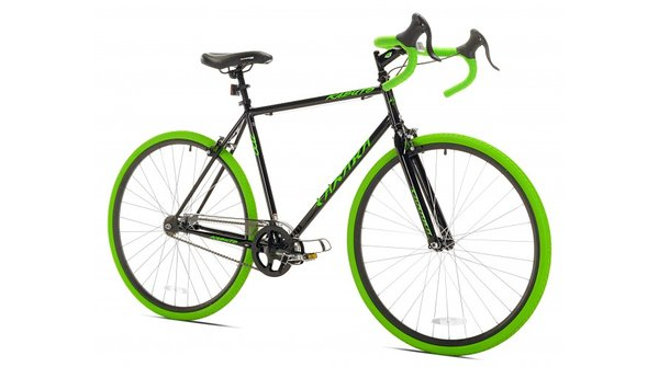 Kent International 6 700c Takara Kabuto Black/Green