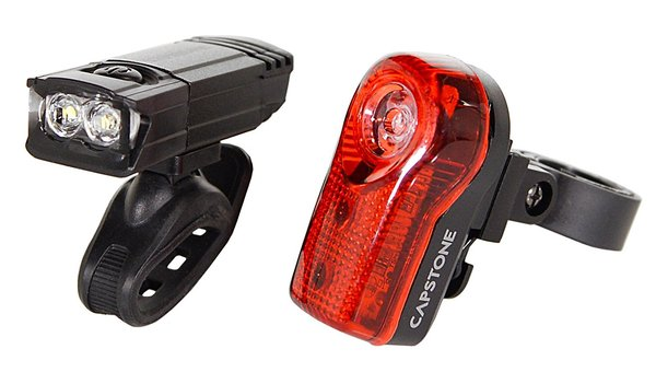 Kent International CAPSTONE HEAD-TAIL LIGHT SILICONE-USB-BATTERY