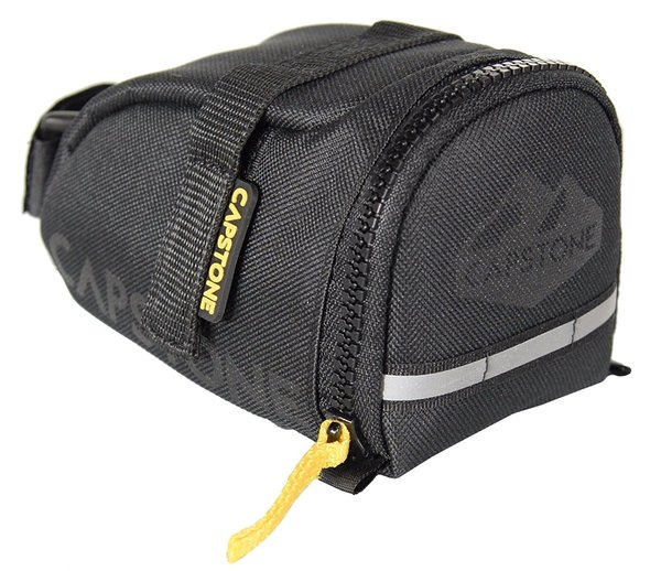 Kent International CAPSTONE SEAT BAG-BLACK NYLON