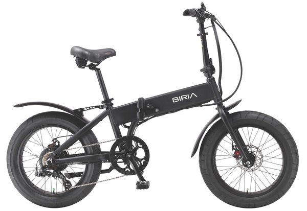 "Biria 20"" Electric Folding Color: Black"
