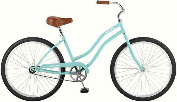 """Retrospec Chatham 26"""" Beach Cruiser Bike - Step Through"""