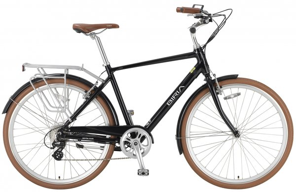 Biria Electric Hybrid Diamond Frame Color: Black