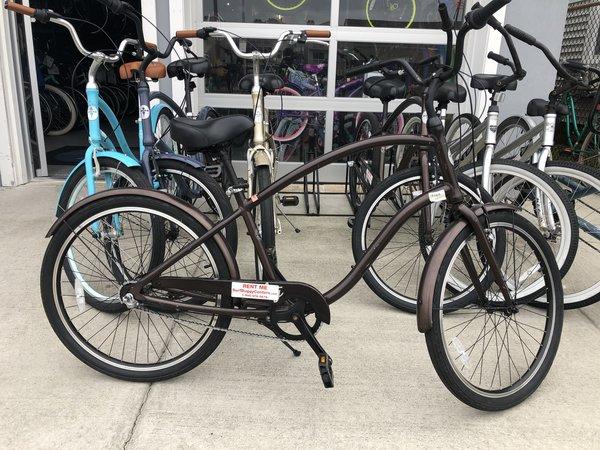 Used Bike Used Tuesday March 3 Satin Carob