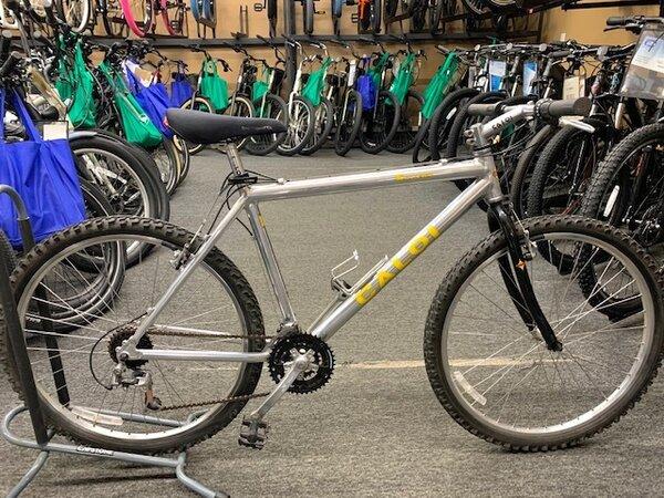 "Used Bike Used Caloi Expert 19"""