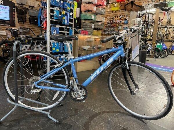 """Used Bike Used Fuji Absolute 2.0 15"""" Blue"""