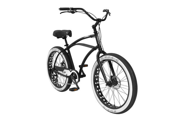 3G Bikes Newport 8sp BBW w/ Checkerboard