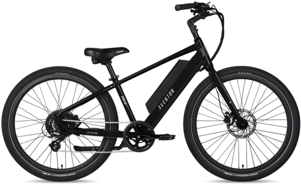 Aventon PACE 500 EBIKE Color: Deep Black