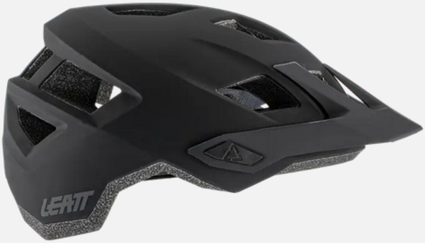Leatt Helmet MTB 1.0 Mtn V21 Color: Black