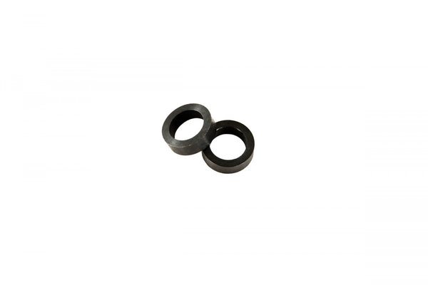 Mission BMX 3/8S TO 14MM AXLE ADAPTER 10 PACK
