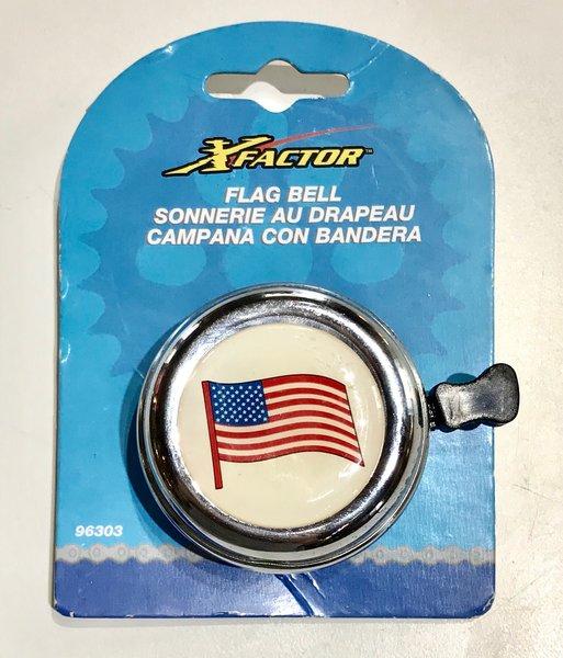 Kent International Xfactor USA Flag Bell