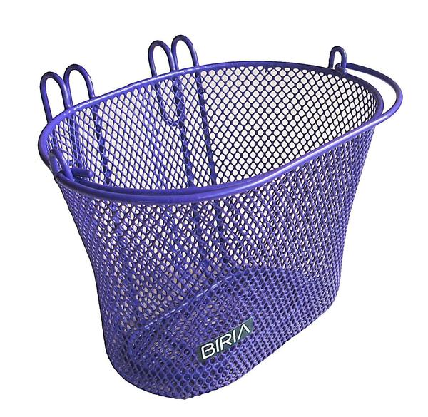 Biria Mini MTS Basket Color: Purple