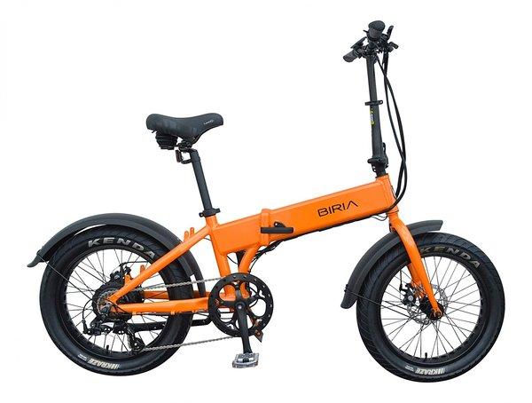Biria Electric Folding Bike S2 Series