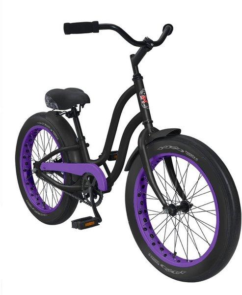 """3G Bikes Girls Candy Bike 20"""" w/ Fenders"""