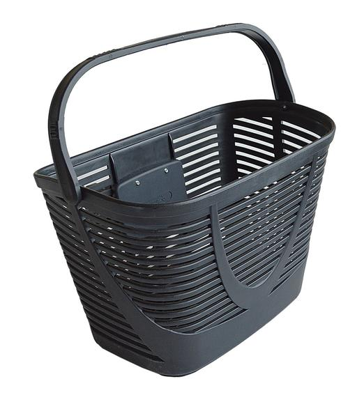 Biria MTS Plastic Basket Black
