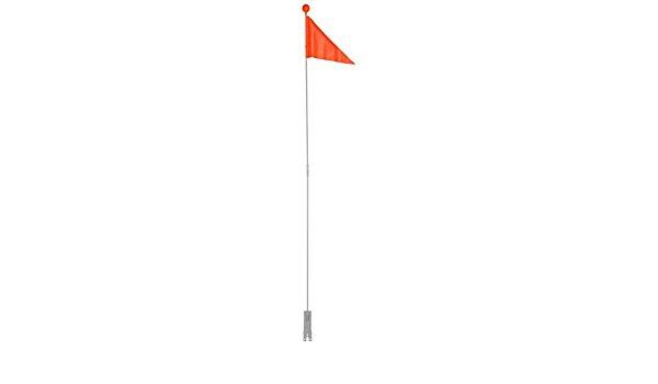 "Kent International CAPSTONE ORANGE SAFETY FLAG-72"" 1 PIECE - BULK PACK"