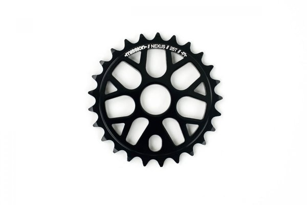 Mission BMX NEXUS SPROCKET 25T BLACK