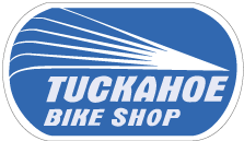 Tuckahoe Bike Shop - Woodbine Logo