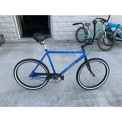 Used Bike New Fuji Cape May 3 Speed Custom 24