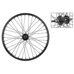 Wheel Master WHL RR 20x1.75 406x24 WEI DM30 BK 36 BK-OPS 9t DRIVER 3/8 BK 110mm 14gBK