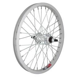 "Wheel Master 20/"" Alloy BMX Whl Ft 20x1.75 406x19 Aly Sl 36 Aly Bo 3//8 Sl 14gucp"