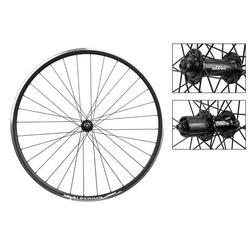 Wheel Master WHL PR 700 622x14 ALEX RA20 BK MSW 32 35