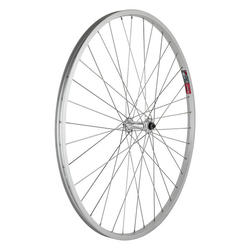 Wheel Master 700x35 Alloy QR Front Wheel Silver