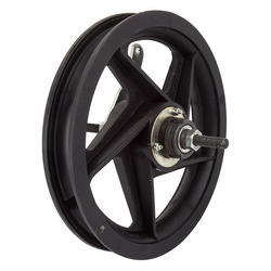 Wheel Master WHL MAG 12-1/2x2-1/4 203x21 WM RR CB BLK