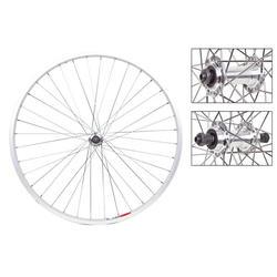 Wheel Master Rear Wheelset 5/6/7 spd Silver 26 x 1.5