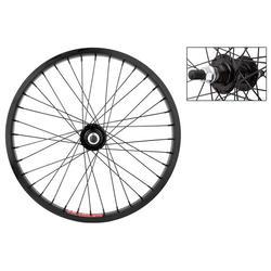 Wheel Master WHL RR 20x1.75 406x25 WEI ZAC30 BK 36 ALY FW 1sp FF 14mm BK 110mm 14gBK