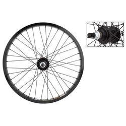 Wheel Master WHL RR 20x1.75 406x24 WEI DM30 BK 36 ALY FW 1sp FF 14mm BK 110mm 14gBK