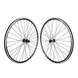 Wheel Master WHL PR 700 622x__ XLC PAVE BK MSW 32 SHI 3500 8-10sCAS QR BK 130mm DTI2.0BK