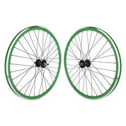 Wheel Master WHL PR 700 622x17 ALEX CX30 GN MSW 32 FORM TH30/31 FX/FW BK 120mm DTI2.0BK