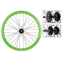 Wheel Master WHL PR 700 622x15 OR8 42mm GN NMSW 32 OR8 FX/FX LOOSE BK 120mm DTI2.0BK