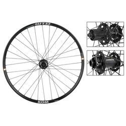 Wheel Master WHL PR 29 622x23 WTB KOM TCS i23 BK 32 M