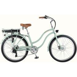 Retrospec Chatham Rev Beach Cruiser Electric Bike - Step Through 36V/350W