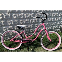 Used Bike Used Tuesday X Volcom Pink