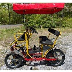 NewTecnoArt Used 2014 NewTecnoArt Selene Sport Surrey Bike