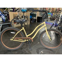 "Used Bike Used 3G Isla Vista 16"" Vanilla"